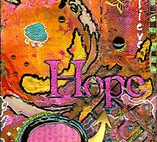 Lady of HOPE - A Breast Cancer Donation by © Angela L Walker