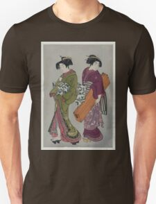 Geisha to hakoya 001 T-Shirt