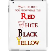RWBY - You Know What It Is iPad Case/Skin