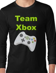 Team Xbox Long Sleeve T-Shirt