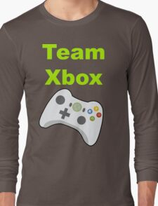 Team Xbox Long Sleeve T-Shirt