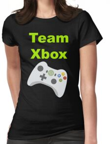 Team Xbox Womens Fitted T-Shirt