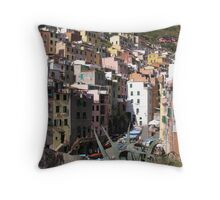 Seacoast Italy Throw Pillow
