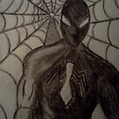 BLACK SPIDERMAN by NEIL STUART COFFEY
