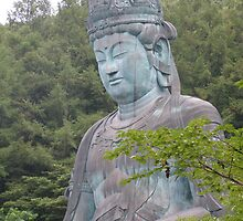 Big Buddah by Fred  Senecal
