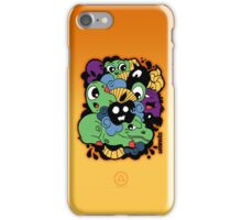 Monster Mashup iPhone Case/Skin