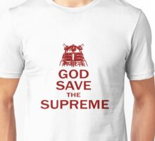 GOD SAVE THE SUPREME Unisex T-Shirt