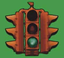 Traffic Lights II Kids Tee