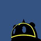 Persona 4 - Teddie by RobsteinOne