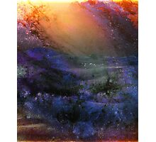 Ambient Galaxy - Abstract Print Photographic Print