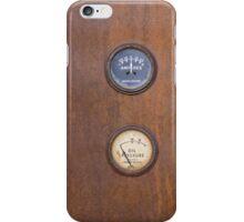Amperes Gauge iPhone Case/Skin
