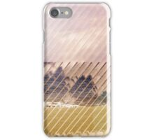Beach Cascade - Abstract Print iPhone Case/Skin