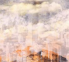 City Collage by Tony Gaglio