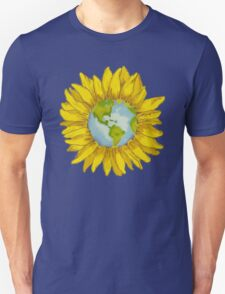Sunflower World T-Shirt