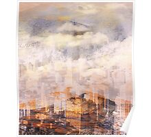 City Collage Poster