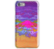 Melting Point - Abstract Print iPhone Case/Skin