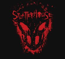 Splatterhouse Cover Unisex T-Shirt