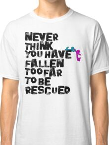 Rescued  Classic T-Shirt