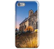 Tekapo Sunset iPhone Case/Skin
