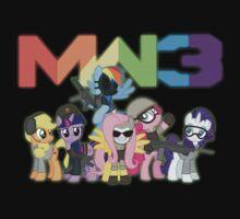 My Little Pony MW3 by wafflzxpqx