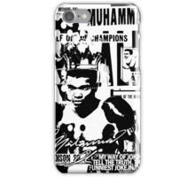 champ iPhone Case/Skin