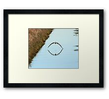 A Perfect Image Framed Print