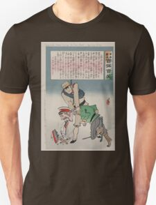 Japan makes Russia disgorge her brave threats of days before the war 002 T-Shirt