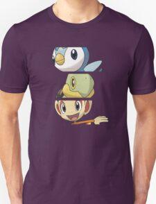 Pokemon Starters - 4th Gen T-Shirt