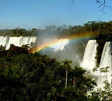 wonderful Iguassu Falls by supergold