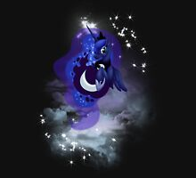 Lunar Goddess of the Night Unisex T-Shirt