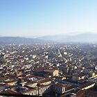 Florence From the Top of the Duomo  by KelPhotography
