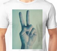 a sign of peace Unisex T-Shirt