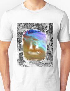 Sunset Face Unisex T-Shirt