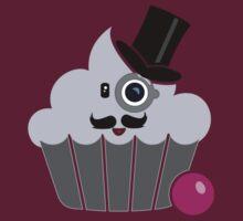 Sir Cupcake by vivendulies