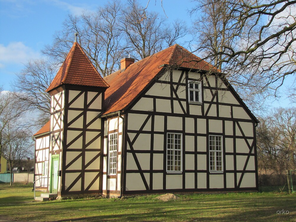 Half-timbered by orko