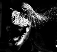 Dinosaur by vivendulies