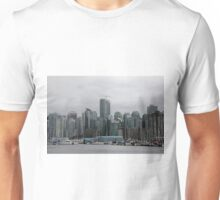 Vancouver - City Skyline Unisex T-Shirt