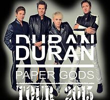 DURAN DURAN PAPER GODS by receh