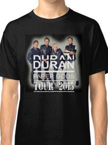 DURAN DURAN PAPER GODS Classic T-Shirt