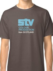 Scottish Television - STV Colour Production Classic T-Shirt