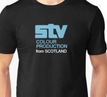 Scottish Television - STV Colour Production Unisex T-Shirt