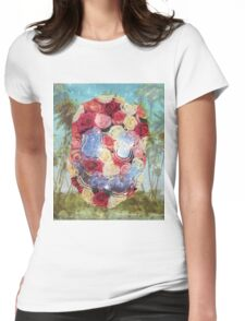 Paradise Womens Fitted T-Shirt