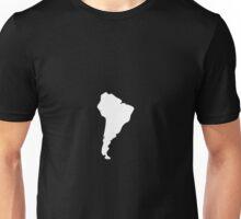 South America Unisex T-Shirt
