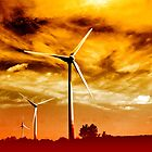 Wind Park Mills by vivendulies