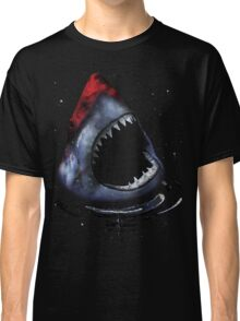 12th Doctor Who Star/Space Shark T-Shirt Ver. 2 Classic T-Shirt