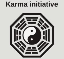 Karma Initiative by Irgum