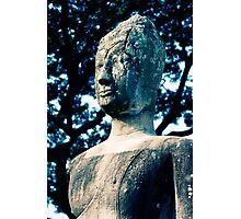 Ancient Buddha, Thailand  Photographic Print