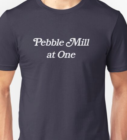 Pebble Mill at One Unisex T-Shirt