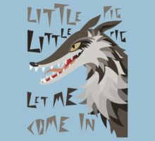 The Big Bad Wolf Kids Clothes