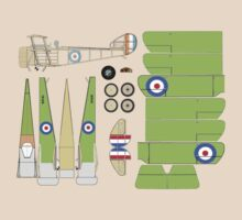 Sopwith Triplane by Radwulf
